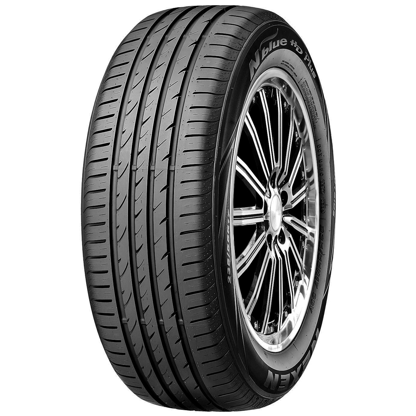 Летняя шина Nexen N'blue HD Plus 185/55 R14 80H