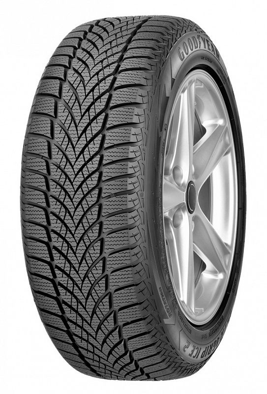 Зимняя шина GoodYear Ultra Grip Ice 2 245/45 R19 102T
