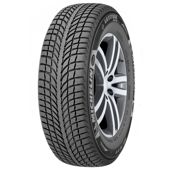 Зимняя шина Michelin Latitude Alpin LA2 255/55 R19 111V