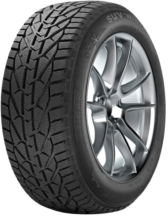 Зимняя шина Tigar SUV Winter 215/60 R17 96H
