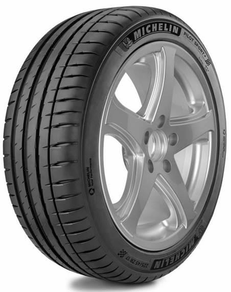 Летняя шина Michelin Pilot Sport 4 275/40 R19 105Y XL