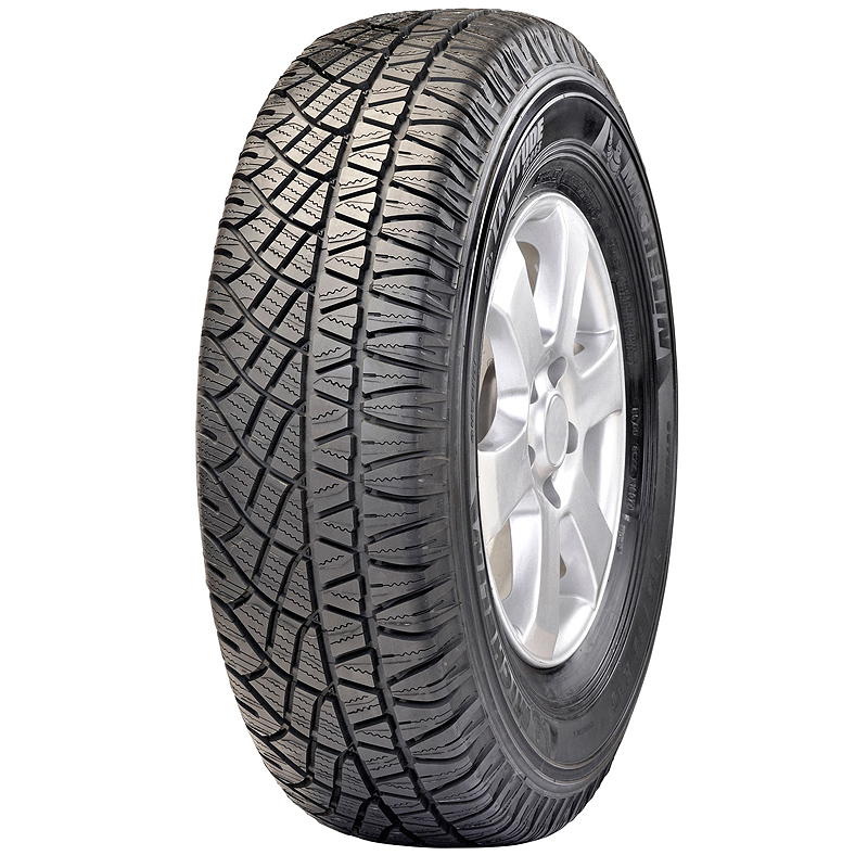 Летняя шина Michelin Latitude Cross 255/65 R17 114H