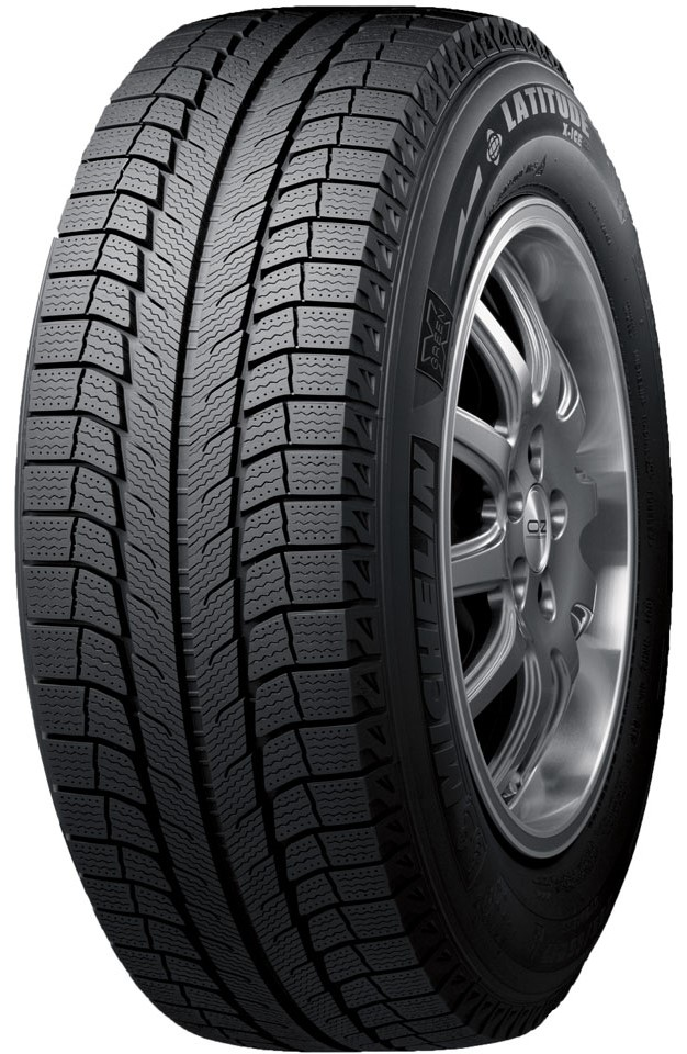 Зимняя шина Michelin X-ice Latitude XI 2 235/55 R19 101H