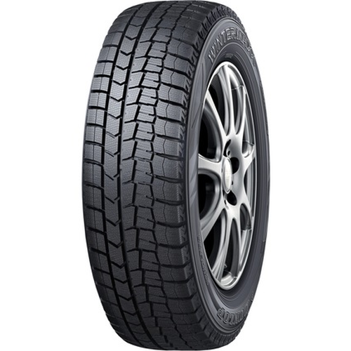 Зимняя шина Dunlop WINTER MAXX WM02 245/45 R19 98T