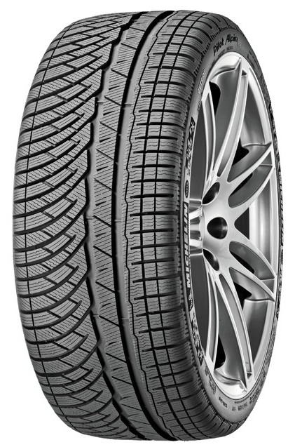 Зимняя шина Michelin Pilot Alpin 4 235/55 R17 103H