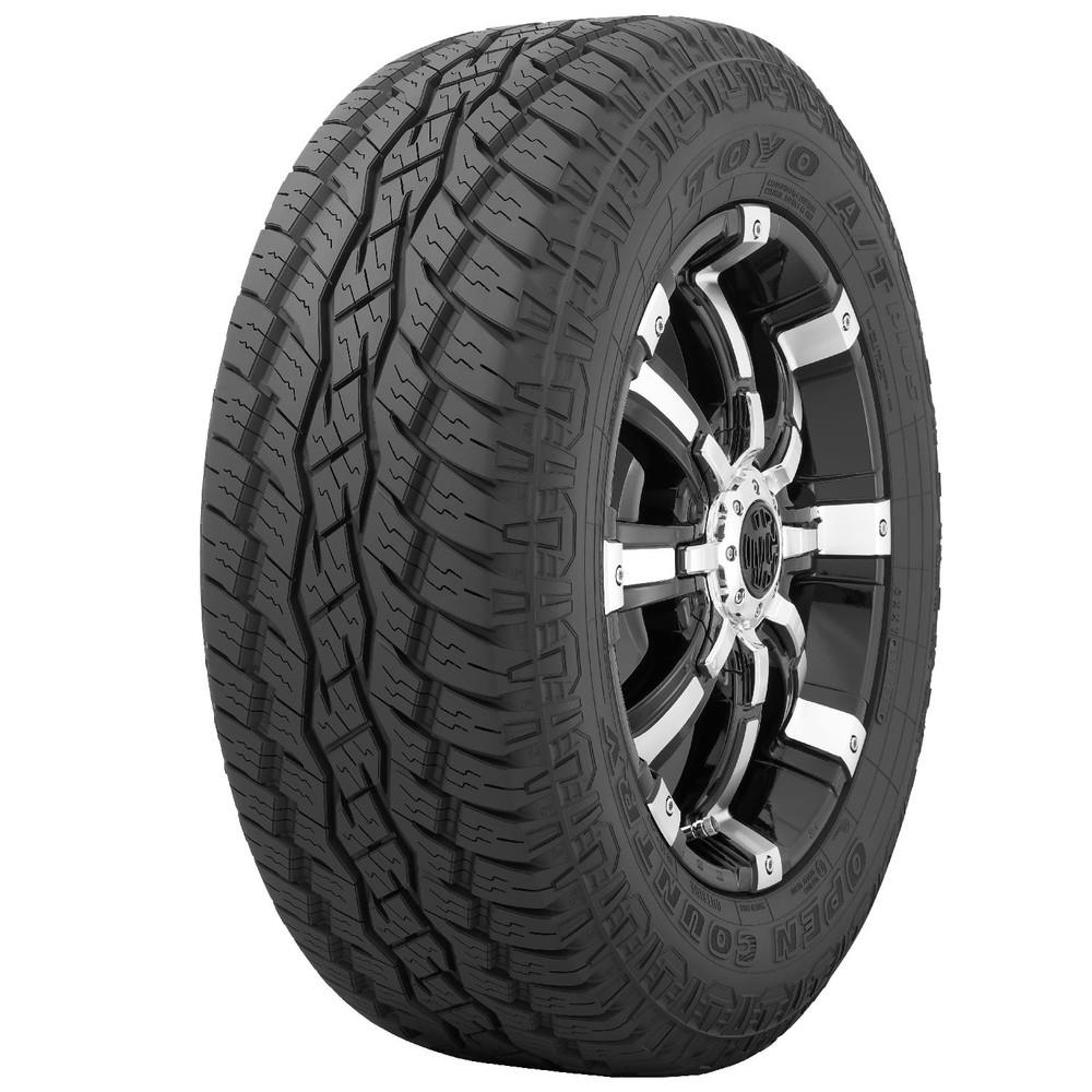 Летняя шина Toyo Open Country A/T+ 255/70 R15 112/100T