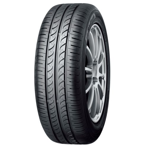 Летняя шина Yokohama Bluearth (AE01) 195/55 R15 85H
