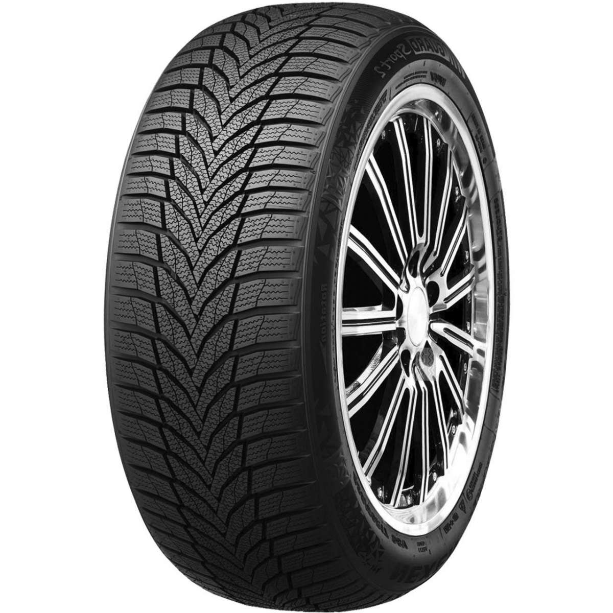Зимняя шина Nexen WINGUARD Sport 2 245/45 R19 102V XL