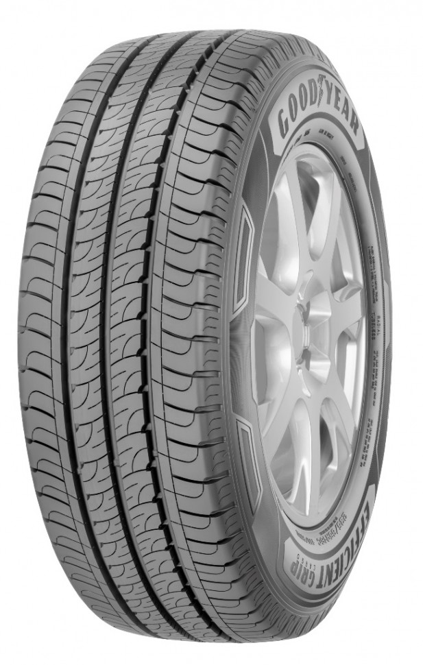 Летняя шина GoodYear EfficientGrip Cargo 215/75 R16 113/111R