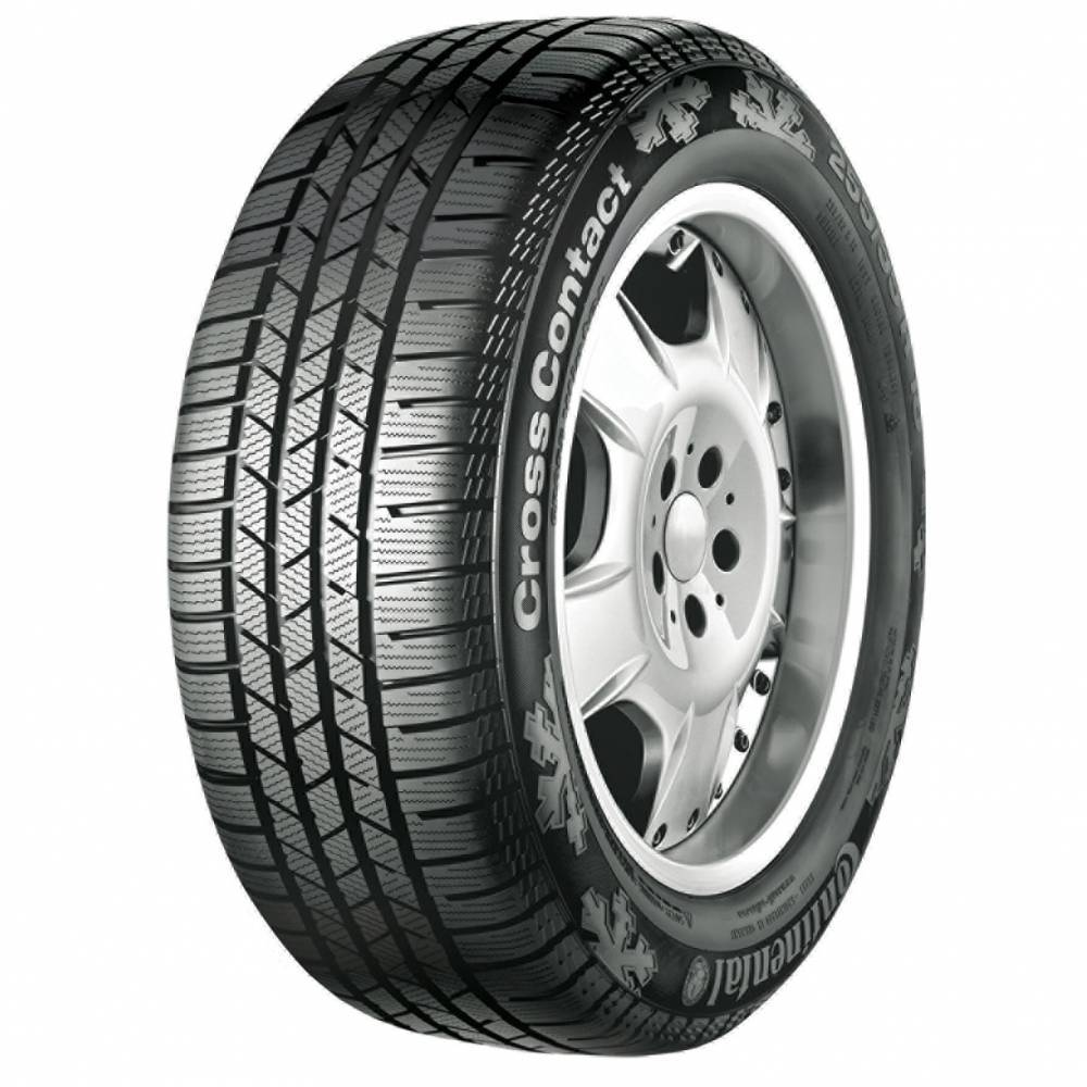 Зимняя шина Continental ContiCrossContact Winter 235/55 R19 101H AO