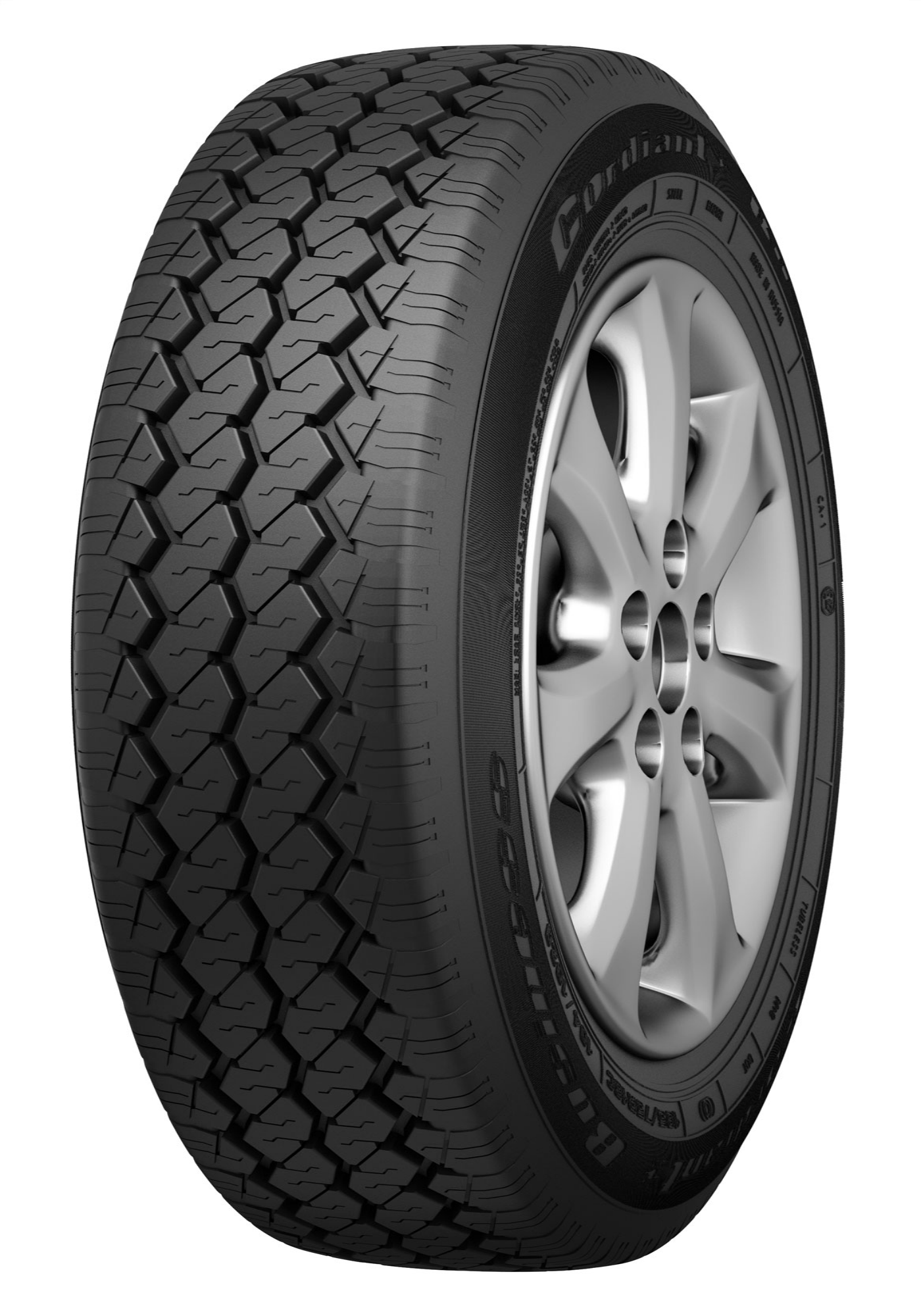 Летняя шина CORDIANT Business CA 205/65 R16 107/105R