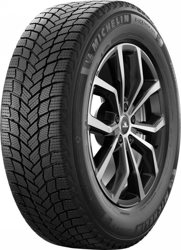 Зимняя шина Michelin X-ice Snow SUV 245/65 R17 111T XL