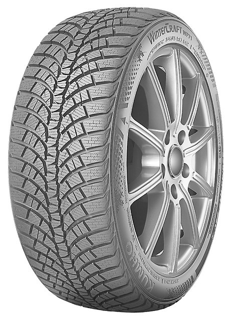Зимняя шина Kumho WinterCraft WP71 215/50 R17 95V