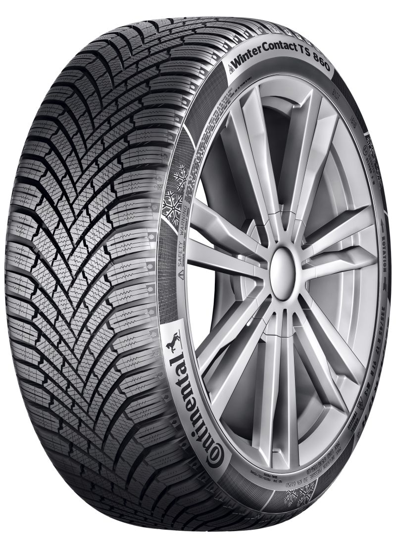 Зимняя шина Continental ContiWinterContact TS860 225/45 R17 91H FR