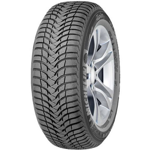 Зимняя шина Michelin Alpin A4 195/60 R15 88T