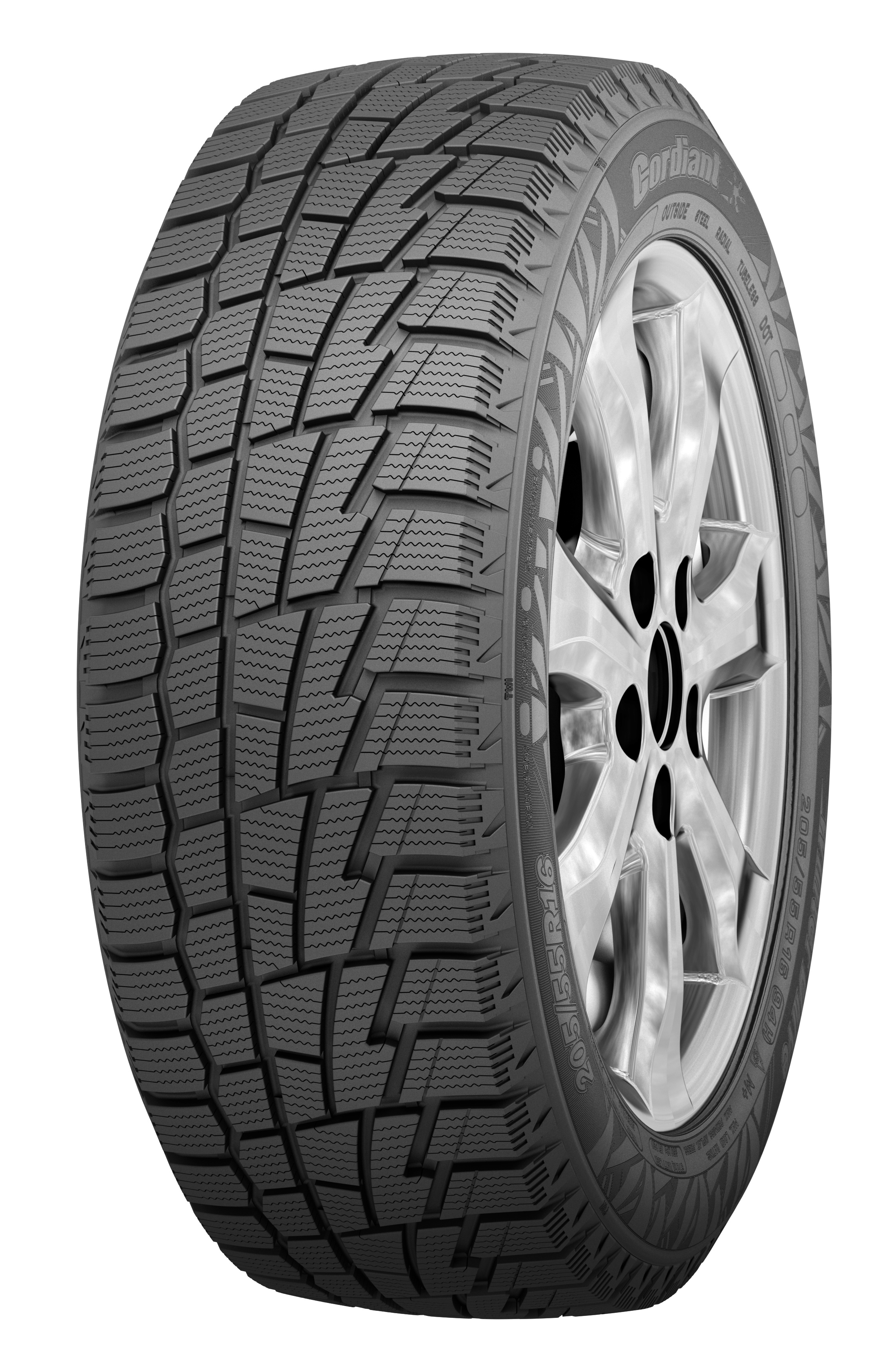 Зимняя шина CORDIANT Winter Drive 205/65 R15 94T