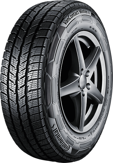 Зимняя шина Continental VanContact Winter 195/75 R16 107/105R