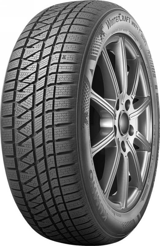 Зимняя шина Marshal WinterCraft SUV WS71 215/60 R17 100T