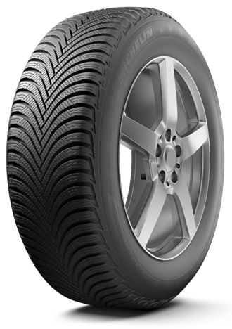 Зимняя шина Michelin Pilot Alpin 5 235/45 R18 98V