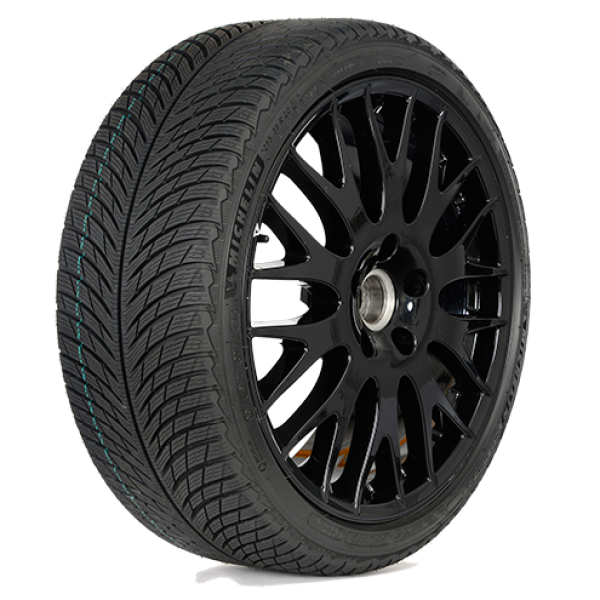 Зимняя шина Michelin Pilot Alpin 5 SUV 265/60 R18 114H XL