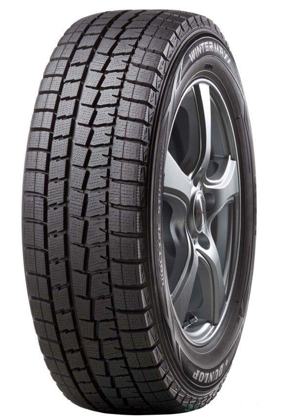 Зимняя шина Dunlop WINTER MAXX WM01 215/60 R17 96T