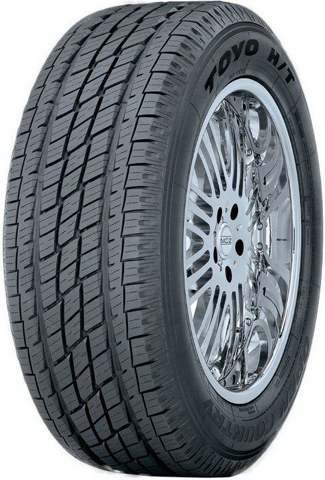 Летняя шина Toyo Open Country H/T 265/60 R18 110H OWL