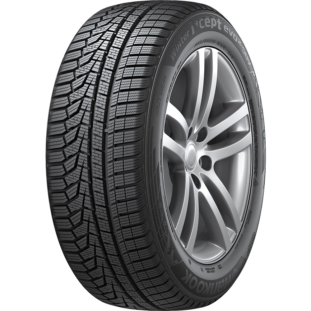 Зимняя шина Hankook Winter I*ceptevo2 W320A 215/45 R17 91V