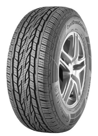 Летняя шина Continental CrossContact LX 2 255/65 R17 110T
