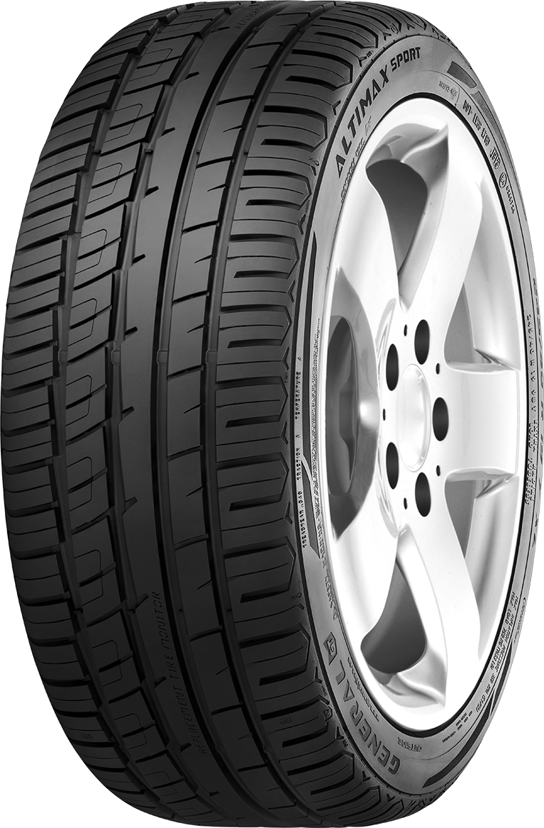 Летняя шина General Altimax Sport 245/40 R18 93Y