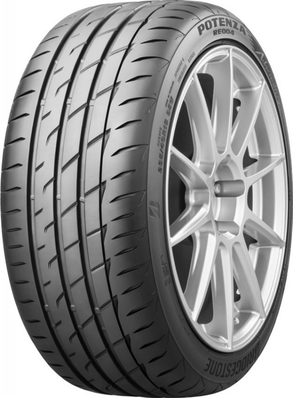 Летняя шина Bridgestone Potenza Adrenalin RE004 235/50 R18 101W XL