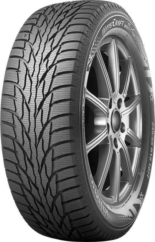 Зимняя шина Kumho Wintercraft SUV Ice WS51 235/60 R18 107T