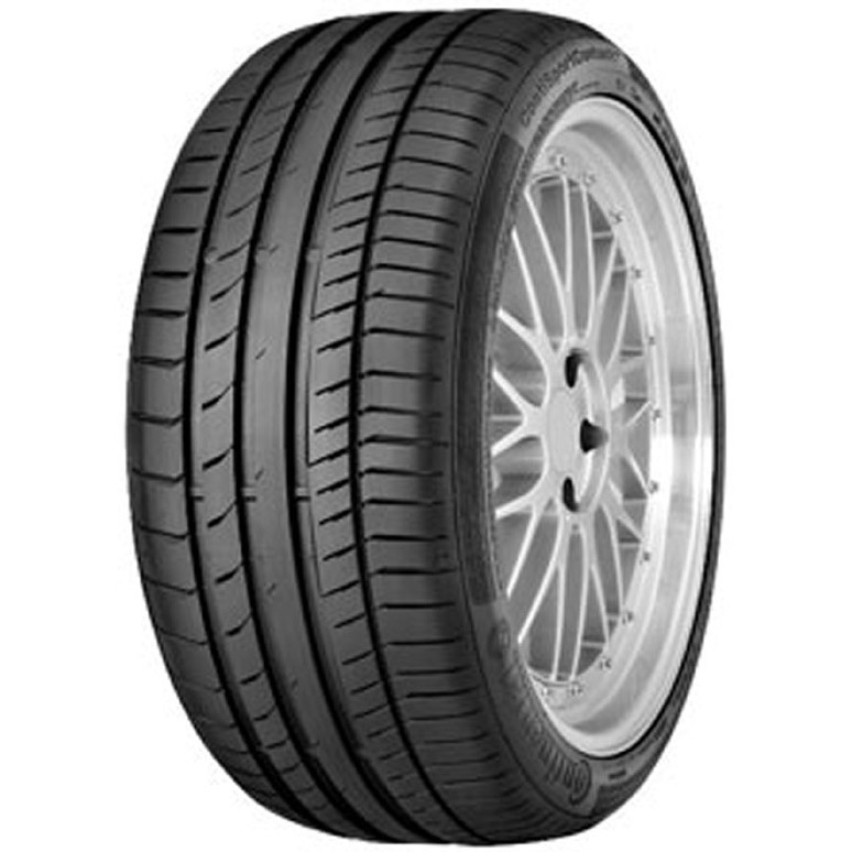 Летняя шина Continental SportContact 5 245/35 R21 96Y T0 ContiSilent