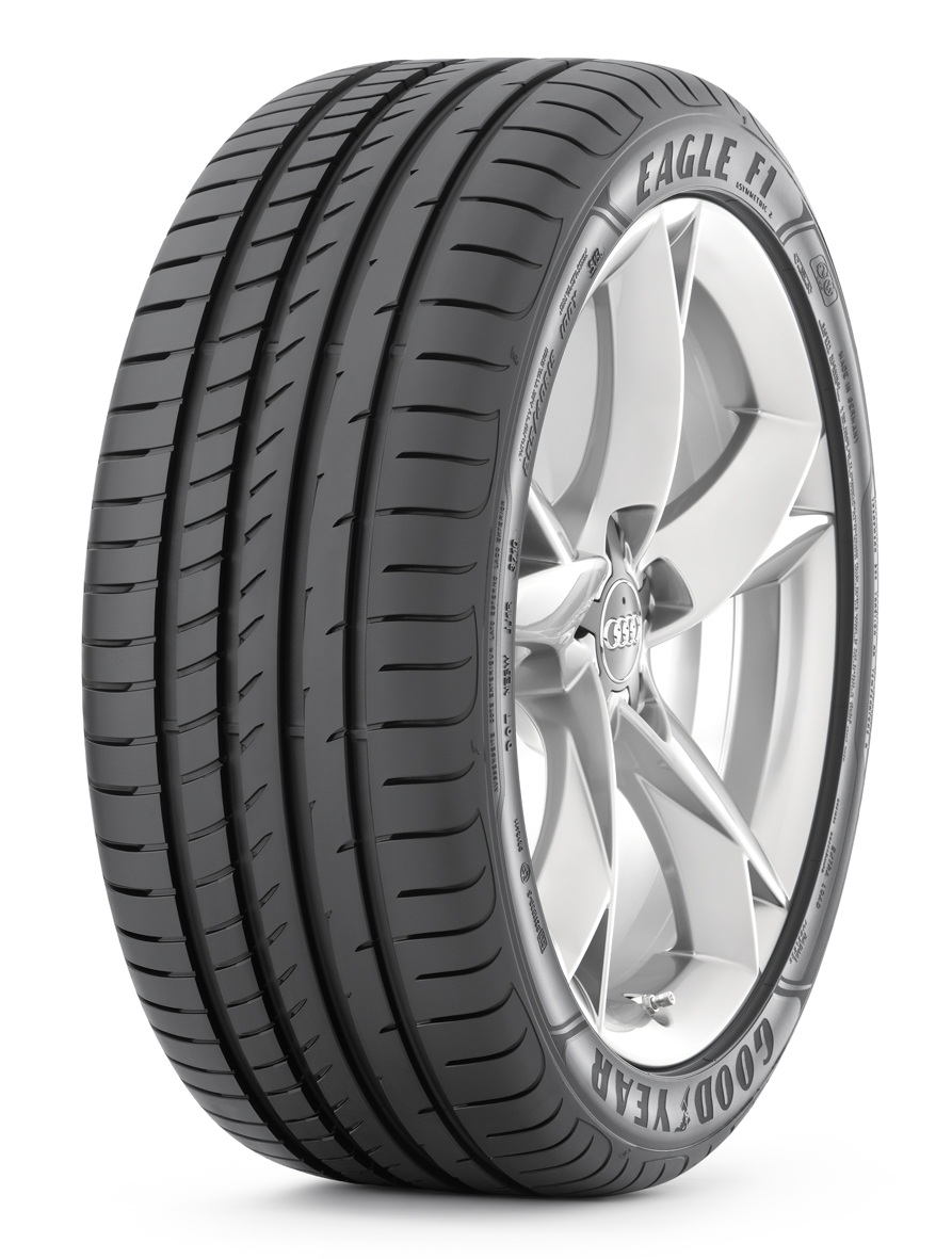Летняя шина GoodYear EAGLE F1 ASYMMETRIC 2 275/40 R19 101Y