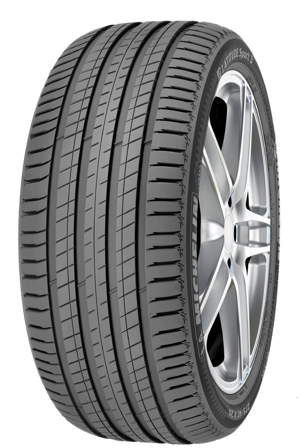 Летняя шина Michelin Latitude Sport 3 235/60 R18 103V VOL