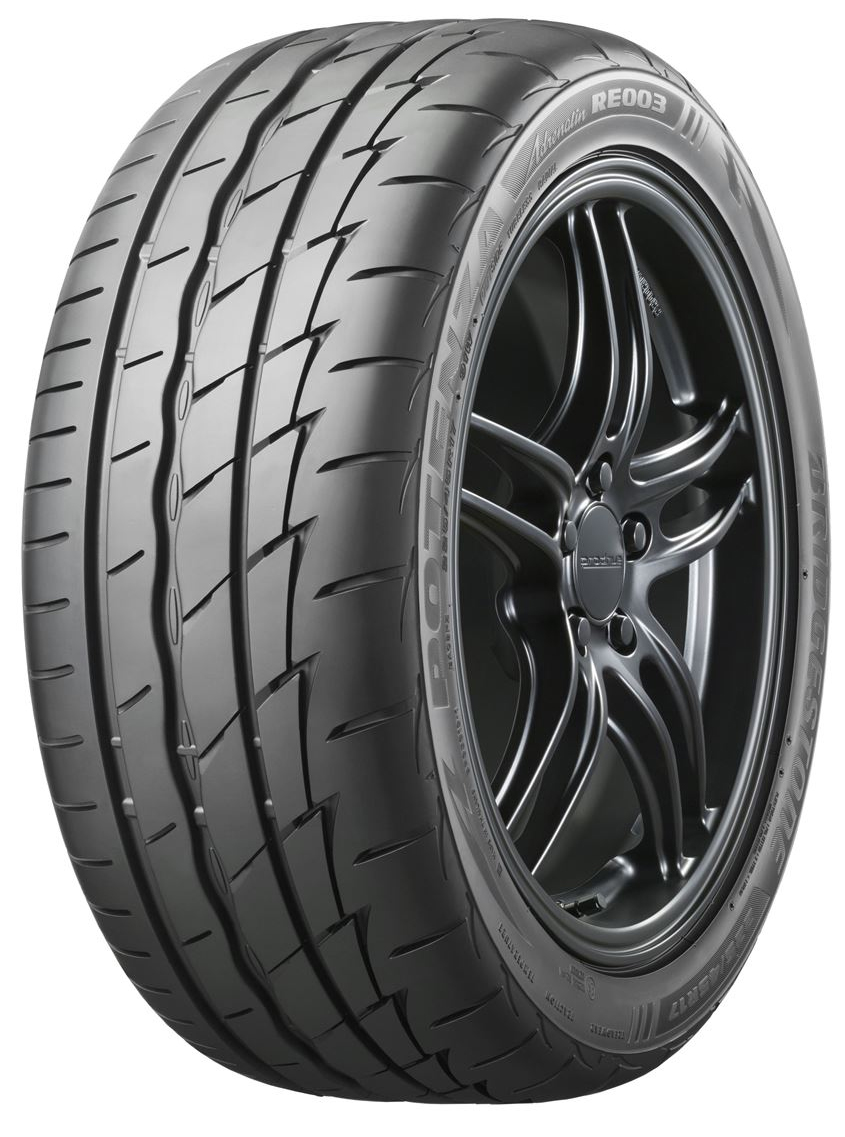 Летняя шина Bridgestone Potenza Adrenalin RE003 235/50 R18 101W