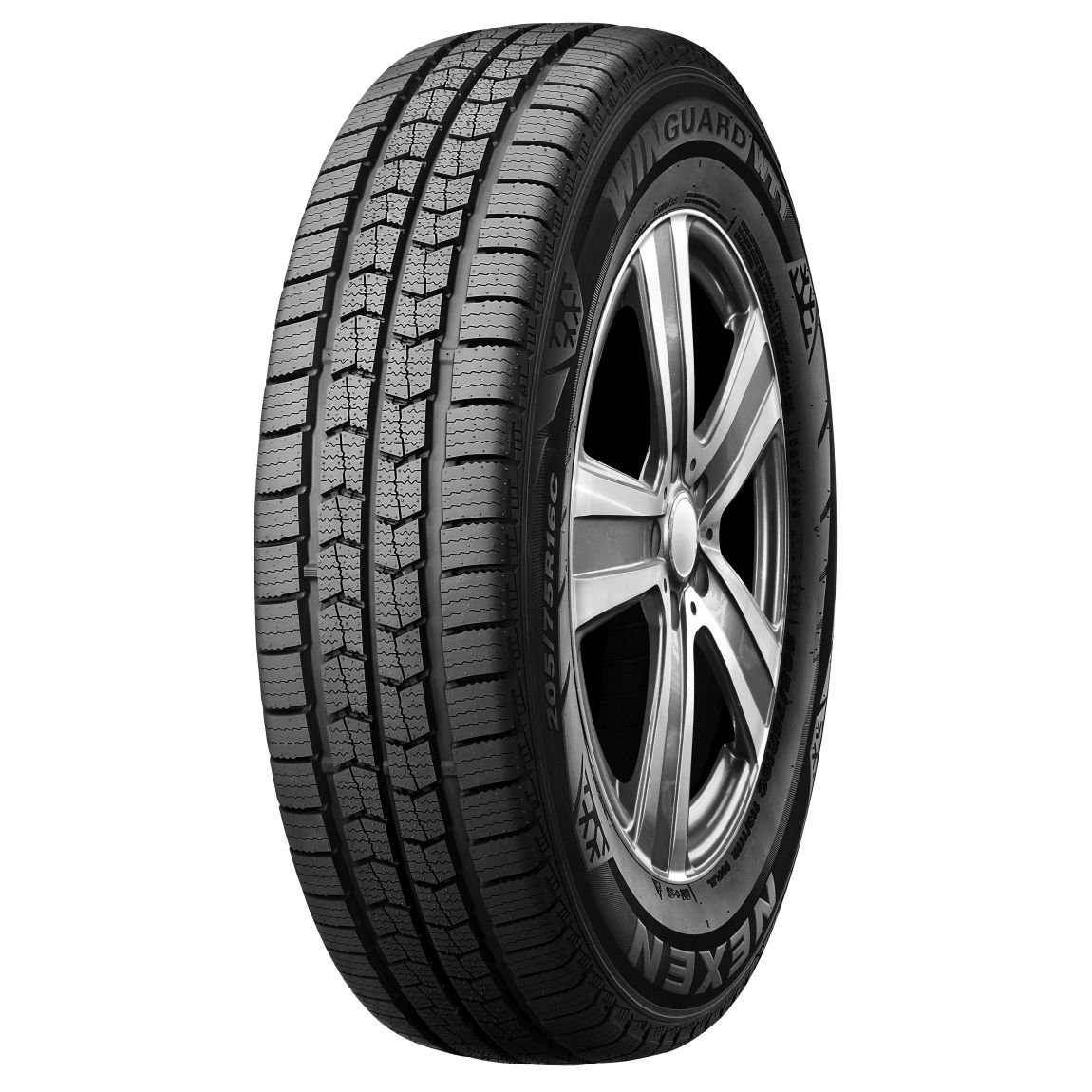 Зимняя шина Nexen WINGUARD WT1 195/75 R16 107/105R