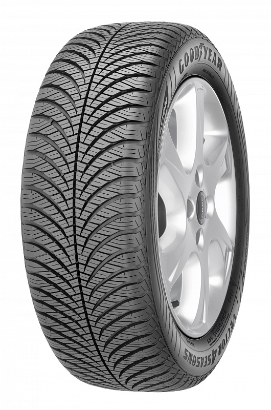Летняя шина GoodYear Vector 4 Seasons Gen-2 235/60 R18 107W