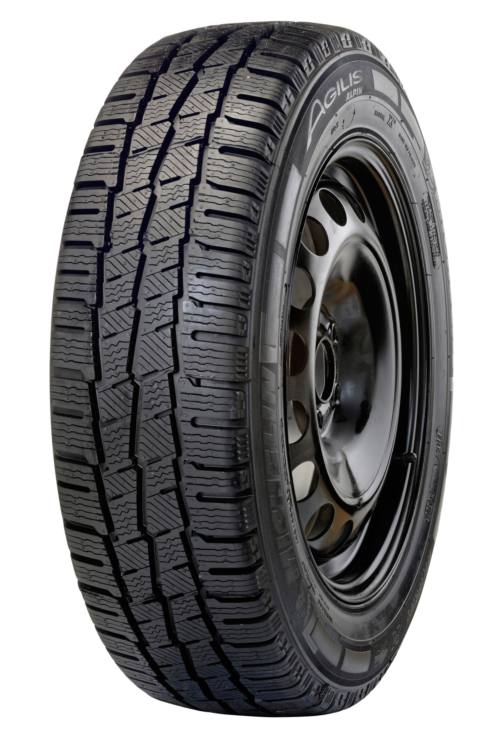 Зимняя шина Michelin Agilis Alpin 195/75 R16 107/105R