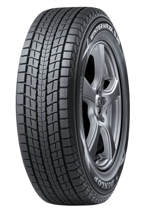 Зимняя шина Dunlop Winter MAXX SJ8 235/55 R17 99R