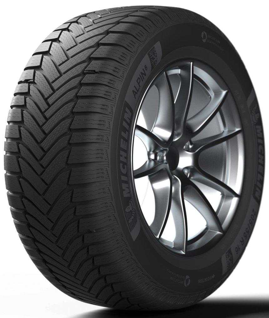 Зимняя шина Michelin Alpin 6 215/40 R17 87V