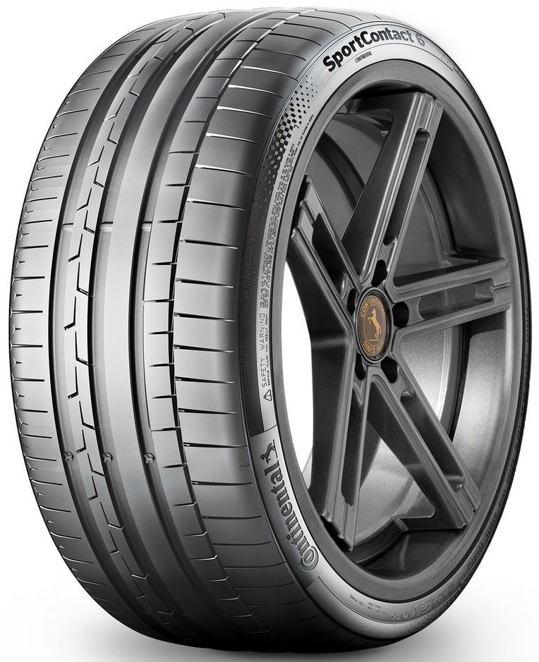 Летняя шина Continental ContiSportContact 6 275/35 R20 102Y