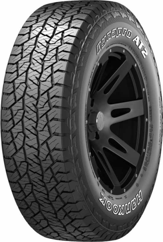 Летняя шина Hankook Dynapro AT2 RF11 255/65 R17 110T