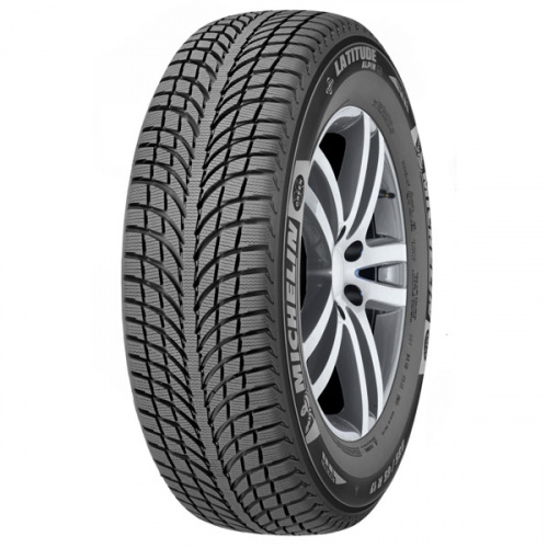 Зимняя шина Michelin Latitude Alpin LA2 235/55 R19 101H AO
