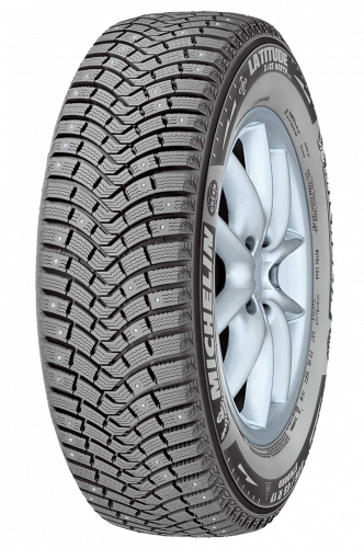 Зимняя шипованная шина Michelin Latitude X-Ice North XIN2 plus 225/60 R18 104T