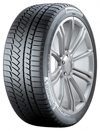 Зимняя шина Continental ContiWinterContact TS850P 235/50 R19 99H ContiSeal