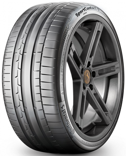 Летняя шина Continental ContiSportContact 6 315/25 R23 102Y